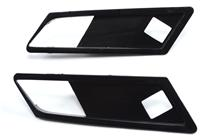 1979-86 Mustang Front Sidemarker Lens Support Pair