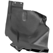 Mustang Rear Inner Fender Splash Shield - RH (05-09)