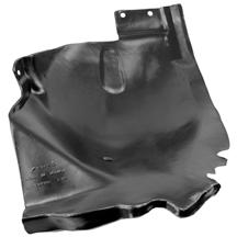 Mustang Rear Inner Fender Splash Shield - LH (05-09)