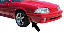 Mustang Front Fender Extension - RH (91-93)