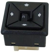 Mustang Replacement Power Mirror Switch (87-93)