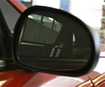Mustang Door Mirror Glass Replacement, RH (94-04)