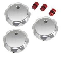 Mustang A/C Knobs Billet (90-04)