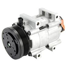 Mustang Air Conditioning (A/C) Compressor & Clutch  (07-10) 4.0