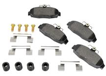 Mustang Replacement Rear Brake Pads (1993)