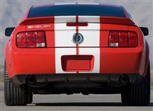 Mustang GT/CS Rear Bumper Cover (05-09)