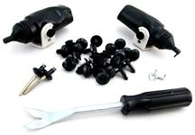 Mustang Door Lock Actuator Kit (79-93)