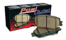 Mustang Replacement Front Brake Pads (87-93) 5.0