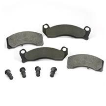 Mustang Front Brake Pads - Stock Replacement (87-93) 5.0