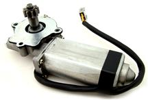 Mustang Convertible Quarter Window Motor, RH (83-93)