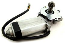 Mustang Convertible Quarter Window Motor, LH (83-93)
