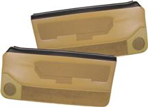 Mustang TMI Door Panels for Power Windows Sand Beige (87-89)