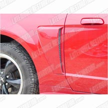 Mustang Quarter Panel Side Scoop RH (01-04)