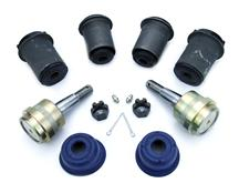 Mustang Front Lower Control Arm Rebuild Kit w/ Stock Ball Joints (79-93)