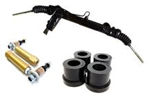 Mustang Power Steering Rack w/ Bumpsteer Kit & Bushings (85-93)