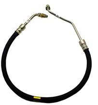 Mustang Power Steering Pressure Hose, 5.0L Without A/C (91-93)