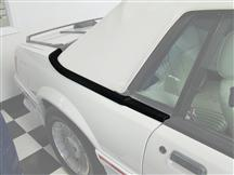 Mustang Upper Well Molding, RH (87-93) Convertible