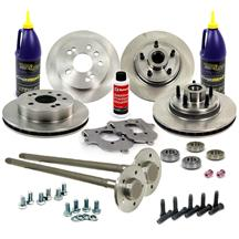 Mustang Cobra 5 Lug Conversion Kit - 28 Spline (1993)