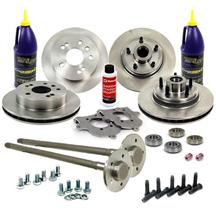 Mustang Cobra 5 Lug Conversion Kit - 31 Spline (1993)