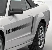 Mustang California Special Style Side Scoop Kit (05-09)