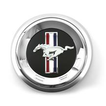 Mustang Ford Deck Lid Medallion  - Running Pony (10-12)