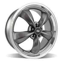 Mustang Bullitt Wheel - 20x8.5 Anthracite w/ Mirror Lip (05-14)