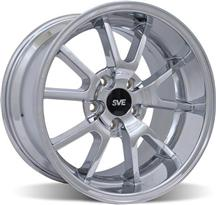 Mustang FR500 Wheel - 20x10 Chrome (05-14)