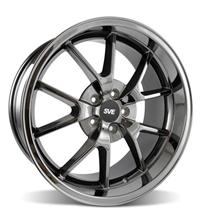 Mustang FR500 Wheel - 20x10 Black Chrome (05-14)