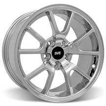 Mustang FR500 Wheel - 20x8.5 Chrome (05-15)