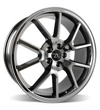 Mustang FR500 Wheel - 20x8.5 Black Chrome (05-14)