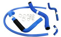 Mustang Goodyear Super Hi-Miler Hose Kit Blue (79-85) 5.0L