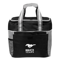 50 Years Mustang Cooler Bag Black