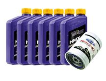 Mustang Royal Purple HMX 10w30 High Mileage Oil Change Kit (96-00) 4.6 2V & 4V