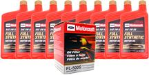 Mustang Motorcraft Oil Change Kit 5w-50 (12-13) 5.0L