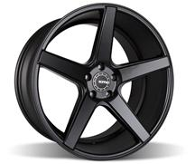 Mustang KMC 685 District Wheel - 20x10.5 Satin Black (05-14)