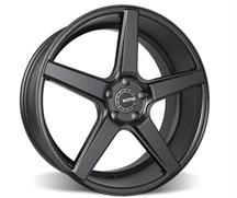 Mustang KMC 685 District Wheel - 20x8.5 Satin Black (05-14)