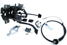 Mustang Refurbished Manual Transmission Pedal Assembly Kit (79-93)