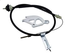 Mustang Adjustable Clutch Cable Kit (82-93)