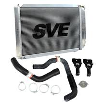 Mustang SVE Aluminum Radiator Replacement Kit (79-93) 5.0L