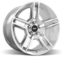 Mustang SVE GT500 Wheel - 18x10 Chrome (05-14)