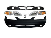 Mustang Cobra Style Front Bumper Cover Kit (94-98)