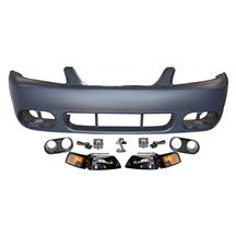 Mustang Cobra Front Bumper Cover Kit (03-04)