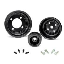 Mustang Stock Steel Pulley & Hardware Kit (79-93)