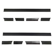 Mustang Body Side Molding Kit, 10 piece (85-86)
