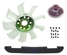 Mustang 50Resto Engine Cooling Kit (79-93)