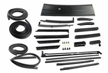 Mustang Exterior Renewal Kit  (87-93) Convertible