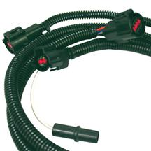 Mustang O2 Sensor Harness, Extended, Automatic (87-93)