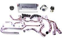 Mustang On 3 Performance 4.6 2 Valve Single Turbo Kit (96-04)