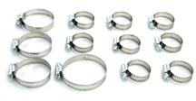 Mustang Radiator Hose Clamp Kit (94-95) 5.0