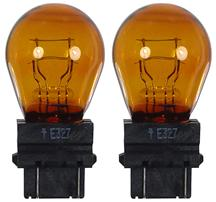 1990-04 Mustang Amber Park Light Bulbs